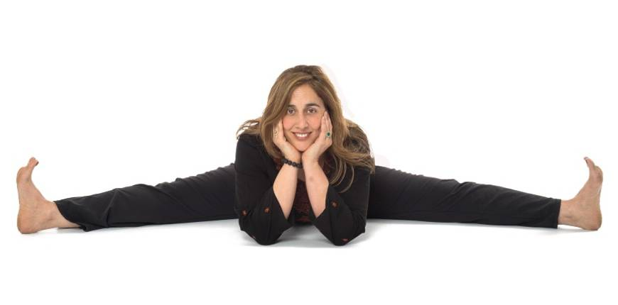 Den 28 och 29 april Master Class med Gina Menza och Mona Anand