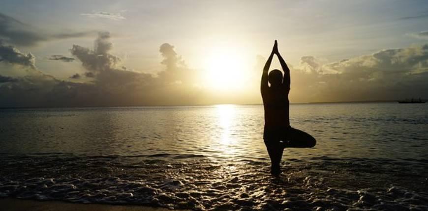 Kurs för dig som är lite ny på yoga