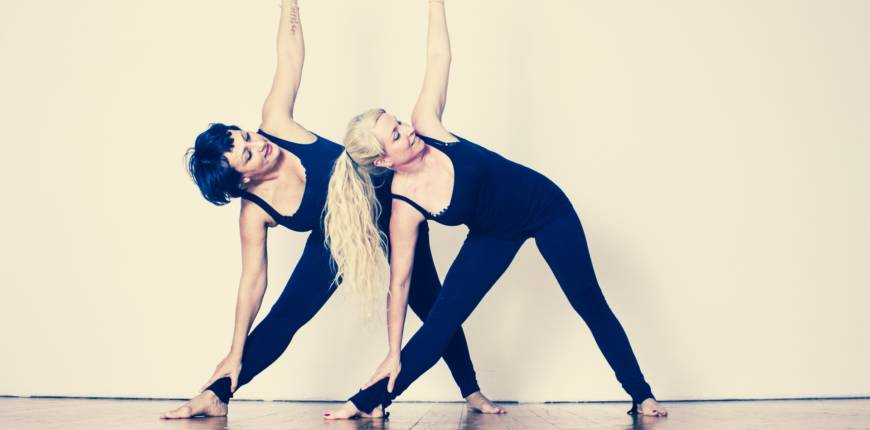 Fortsättningskurs Yoga Nybörjare