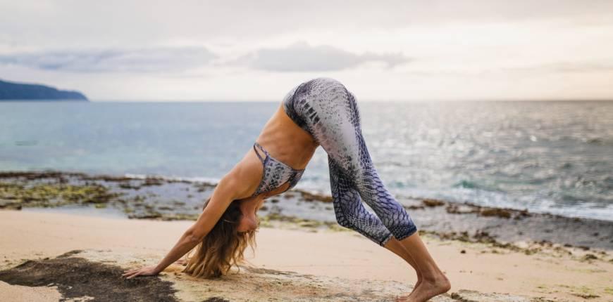 Ny klass – Chakra Yoga i Solen