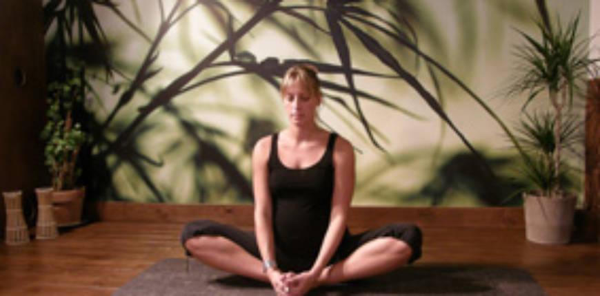 Yogakurs för gravida