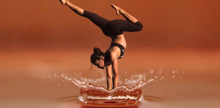 Yoga obegränsat en hel månad