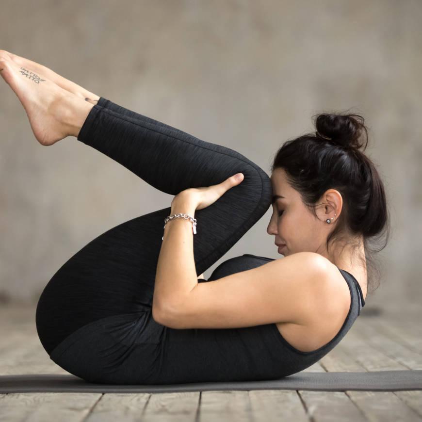 Yoga obegränsat i en månad