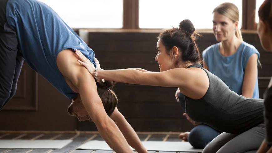 Nybörjarkurs Yoga